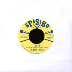 Soul Surfers, The - Odd Love / Cruisin'