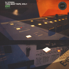 DJ Spinna - 1996 Beat Tape Volume 1 Orange Vinyl Edition