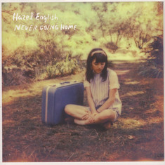 Hazel English - Just Give In / Never Going Home Blue & Pink Vinyl Edition