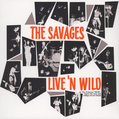 Savages, The - Live'n Wild
