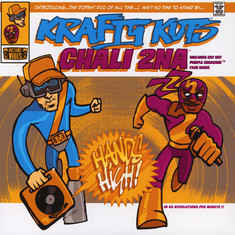 Krafty Kuts & Chali 2Na - Hands High
