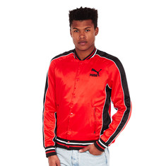 Puma - Super Puma Satin Bomber Jacket