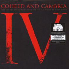 Coheed and Cambria - Good Apollo I'm Burning Star IV - Vol. One : From Fear …
