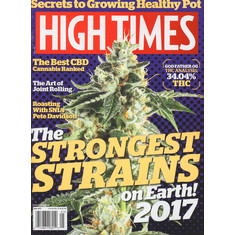 High Times Magazine - 2017 - 05 - May