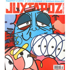 Juxtapoz Magazine - 2017 - 04 - April