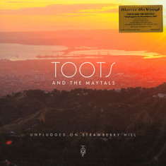 Toots & The Maytals - Unplugged On Strawberry Hill Colored Vinyl Edition