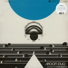 Moon Duo - Occult Architecture Volume 2 Black Vinyl Edition