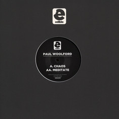 Paul Woolford - Chaos