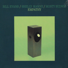 Bill Evans, Shelly Manne, Monty Budwig - Empathy Clear Audiophile Vinyl Version