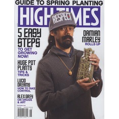 High Times Magazine - 2017 - 06 - June