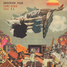 Anderson .Paak - Come Down Feat. T.I. / Room In Here Jazzy Jeff Remix Feat. The Game