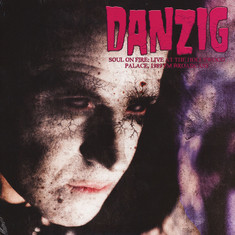 Danzig - Soul On Fire: Live At The Hollywood Palace. 1989 FM Broadcast
