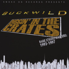 Buckwild - Diggin In The Crates: Rare Studio Masters 1993-1997 Gold Vinyl Edition
