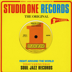 Sound Dimension - Soulful Strut / Time Is Tight